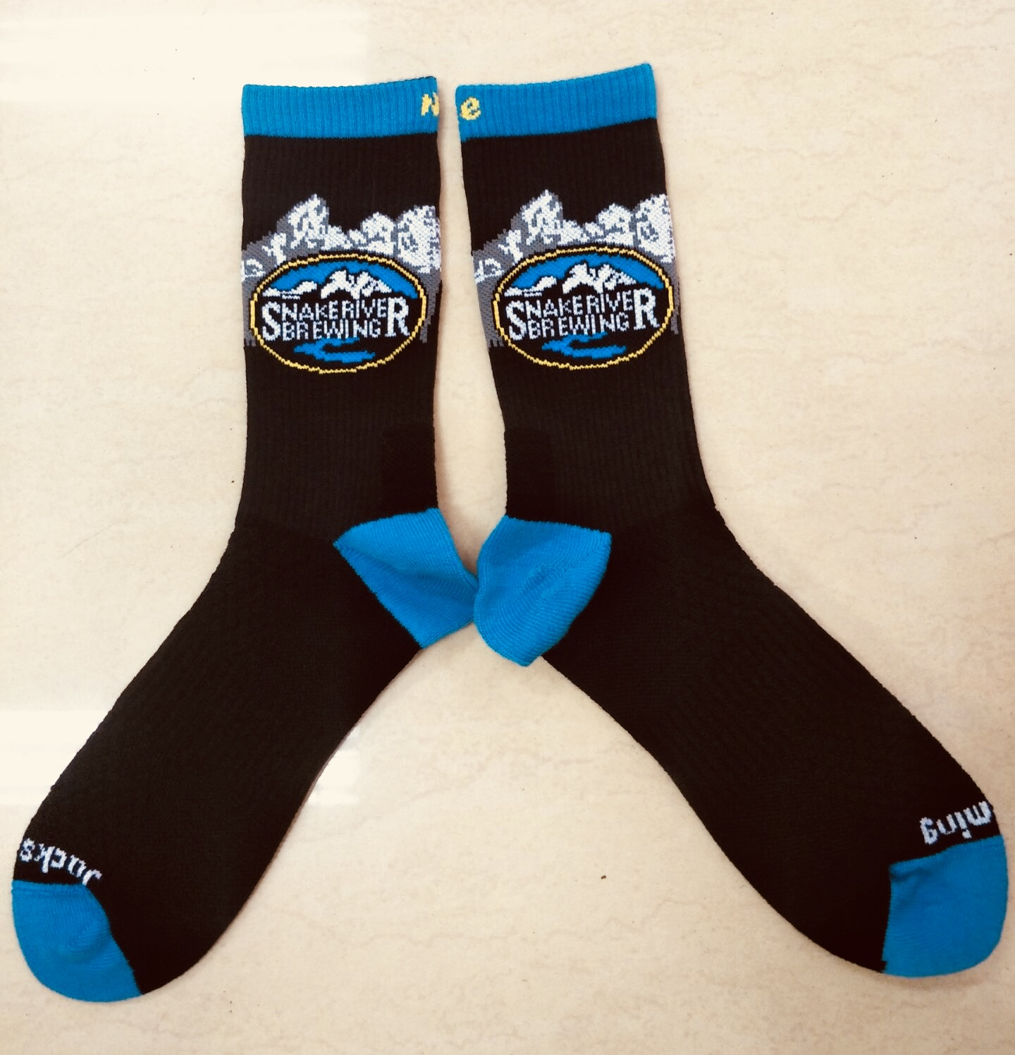 SRB Logo Socks (Multiple)